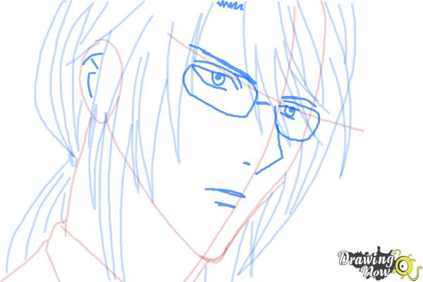 How to Draw Takashiro from Betrayal Knows My Name - Step 8