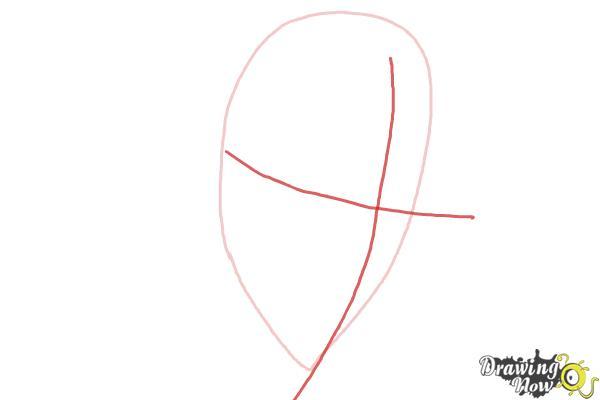 How to Draw Reiga, Wakamiya Kanata from Betrayal Knows My Name - Step 2