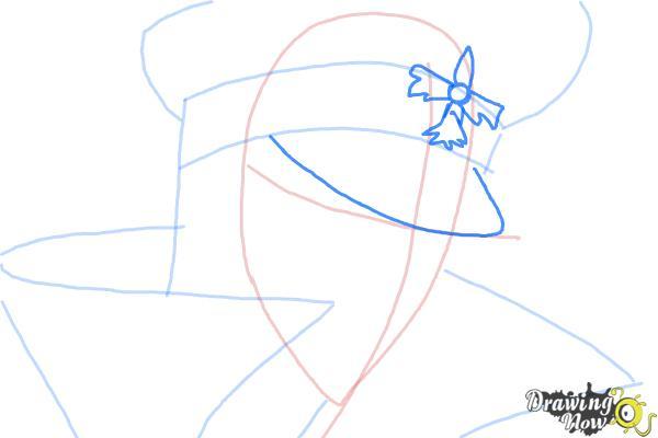 How to Draw Reiga, Wakamiya Kanata from Betrayal Knows My Name - Step 5