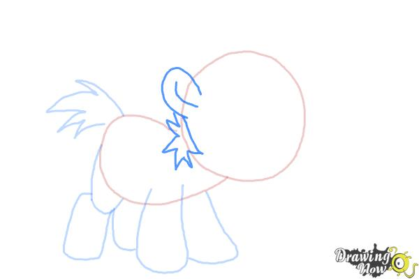 How to Draw Snips from My Little Pony Friendship Is Magic - Step 5