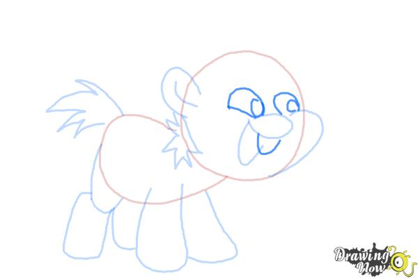 How to Draw Snips from My Little Pony Friendship Is Magic - Step 7