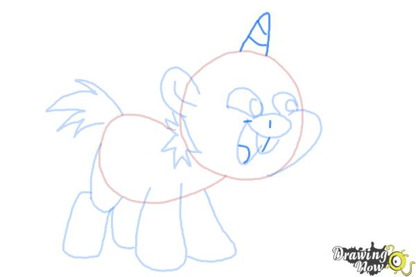 How to Draw Snips from My Little Pony Friendship Is Magic - Step 8