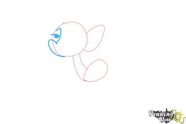 How to Draw Snails from My Little Pony Friendship Is Magic - Step 3