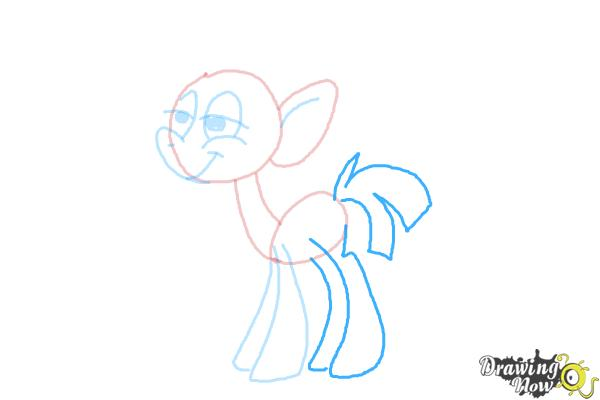 How to Draw Snails from My Little Pony Friendship Is Magic - Step 6