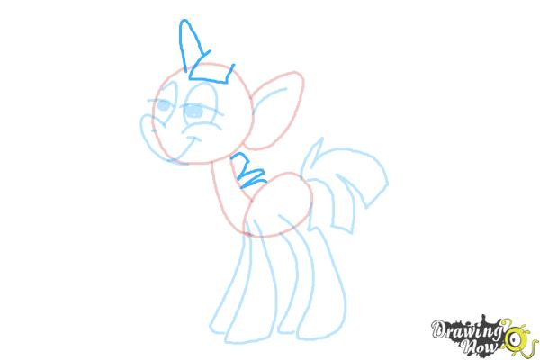 How to Draw Snails from My Little Pony Friendship Is Magic - Step 7