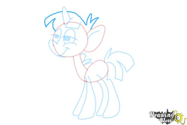 How to Draw Snails from My Little Pony Friendship Is Magic - Step 8