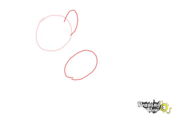How to Draw Sweetie Drops, Bon Bon from My Little Pony Friendship Is Magic - Step 2