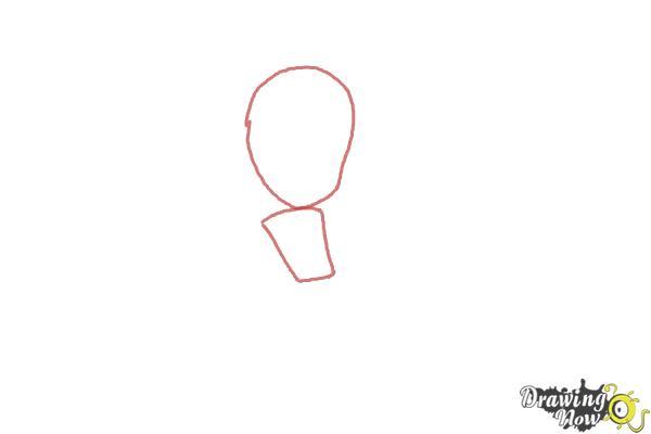 How to Draw Sonata Dusk from My Little Pony Equestria Girls: Rainbow Rocks - Step 1