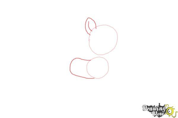 How to Draw Mane-Iac Mayhem from My Little Pony Equestria Girls - Step 2