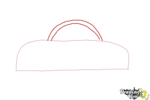 How to Draw Cars For Kids - Step 2