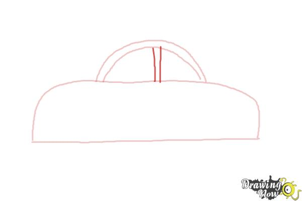 How to Draw Cars For Kids - Step 3