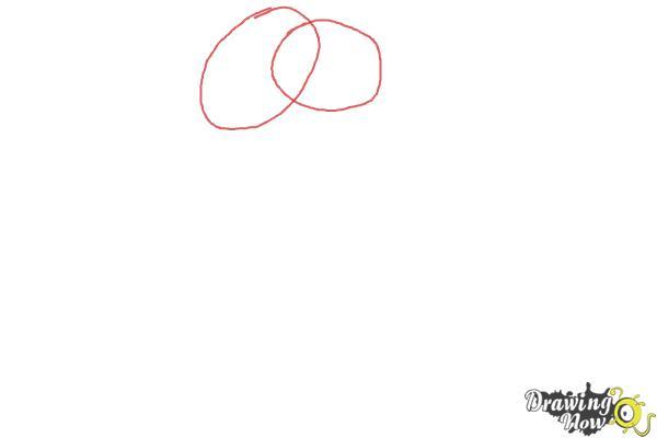How to Draw Shere Khan, Disney Villain - Step 1