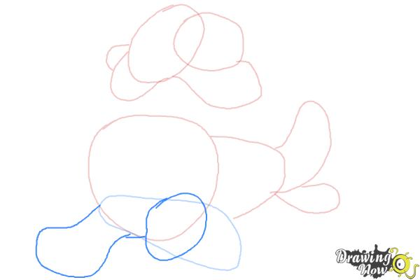 How to Draw Shere Khan, Disney Villain - Step 5