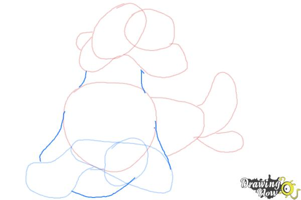 How to Draw Shere Khan, Disney Villain - Step 6
