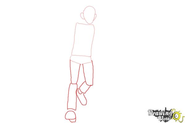 How to Draw Jughead Jones from Archie - Step 3