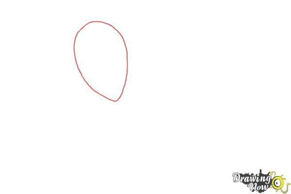 How to Draw Subaru Sakamaki Diabolik Lovers - Step 1