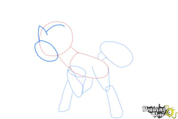 How to draw cheese sandwich from my little pony drawingnow for How to draw cheese step by step