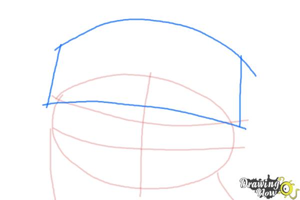 How to Draw Short Fuse from The Penguins Of Madagascar - Step 3
