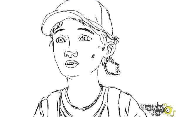 clementine coloring pages - photo#14