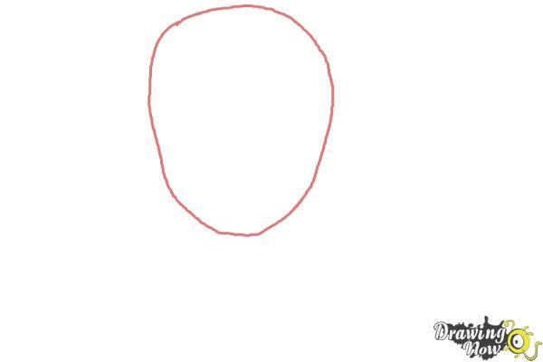 How to Draw Konekomaru Miwa from Ao No Exorcist, Blue Exorcist - Step 1