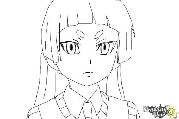 How To Draw Izumo Kamiki From Ao No Exorcist Blue Exorcist