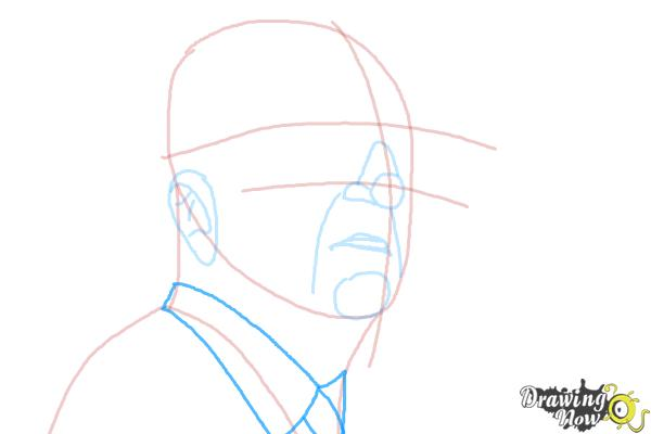 How to Draw an Enzo Ferrari - Step 6