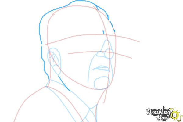 How to Draw an Enzo Ferrari - Step 7