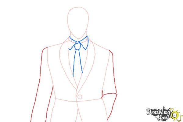 How to Draw Shuu Tsukiyama from Tokyo Ghoul - Step 4