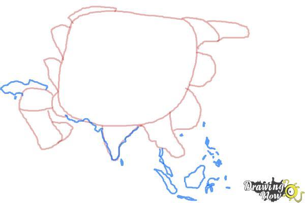 Draw Asian 67