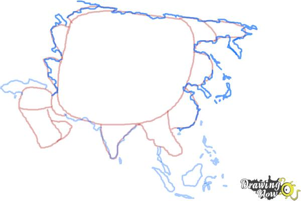 Draw Asian 61