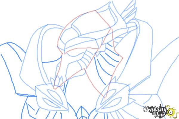 How to Draw Artanis from Starcraft - Step 9