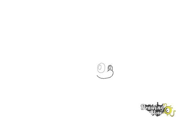 How to Draw a Bat (Ver 2) - Step 2