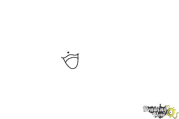 How to Draw Pikachu (Ver 2) - Step 1