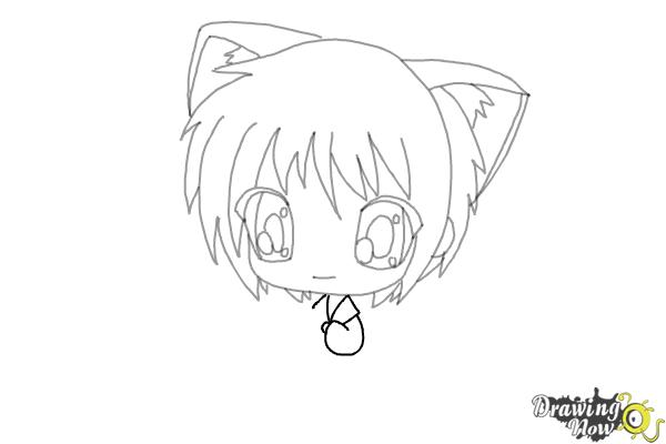 How to Draw Chibi (Ver 2) - Step 6