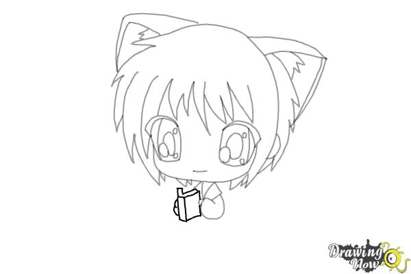 How to Draw Chibi (Ver 2) - Step 7