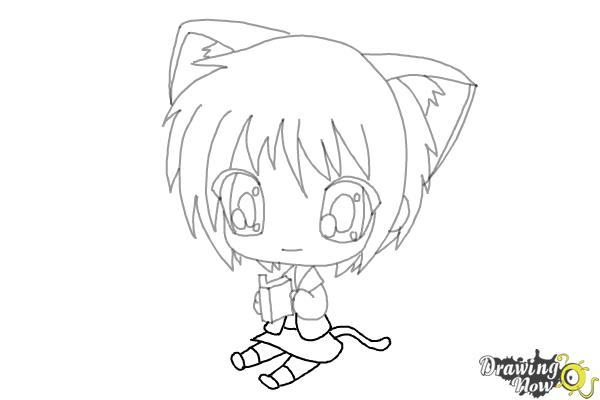 How to Draw Chibi (Ver 2) - Step 8