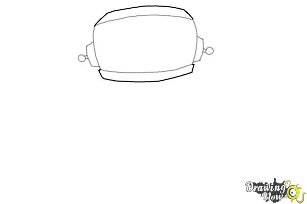 How to Draw a Robot (Ver 2) - Step 3