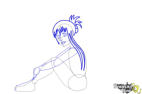 How to Draw a Fairy (Ver 2) - Step 6