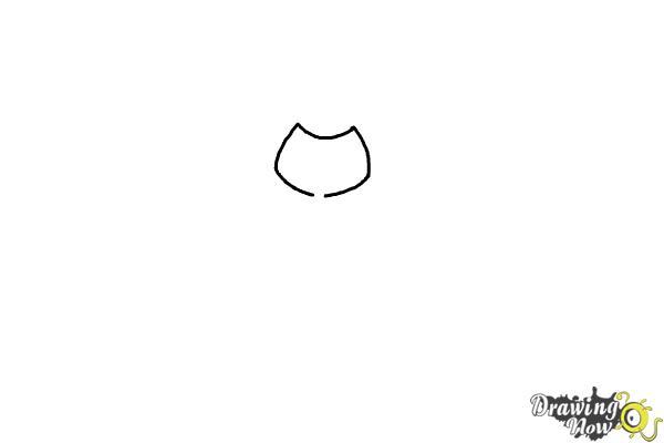 How to Draw Tapu Lele Pokemon - Step 1