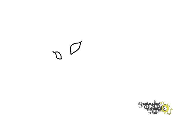 How to Draw Sisu - Raya and the Last Dragon - Step 1