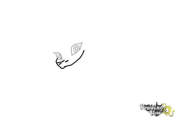 How to Draw Sisu - Raya and the Last Dragon - Step 3