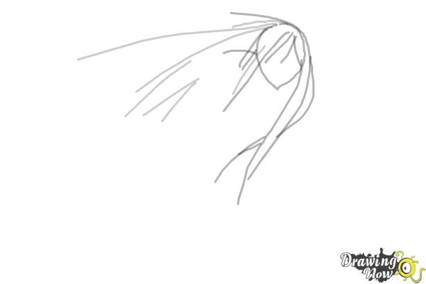 How to Draw Anime Characters - Step 4