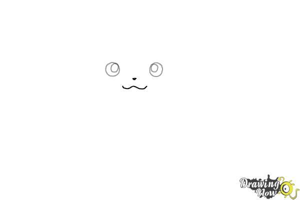 How to Draw Pikachu - Step 2